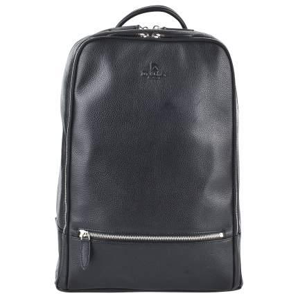 Рюкзак кожаный Dr. Koffer B402623-220-04 черный