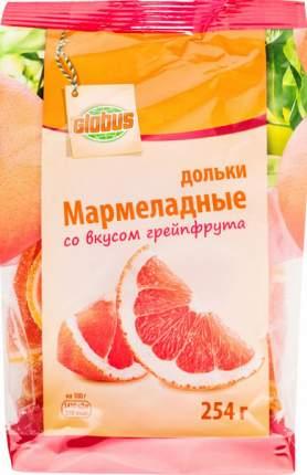 Мармеладные дольки Глобус со вкусом грейпфрута 254 г