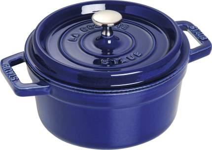 Staub Кокот круглый, 20 см (2.2 л), фиолетовый