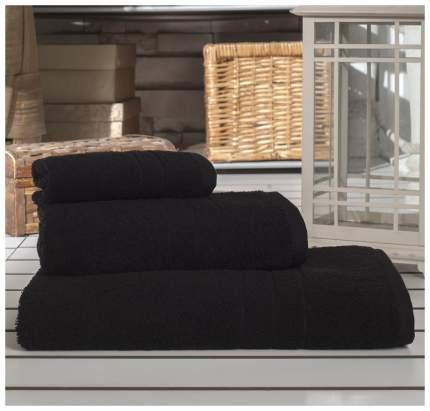 Банное полотенце KARNA черный