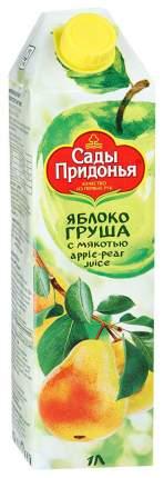 Сок с мякотью Сады Придонья яблоко-груша 1 л