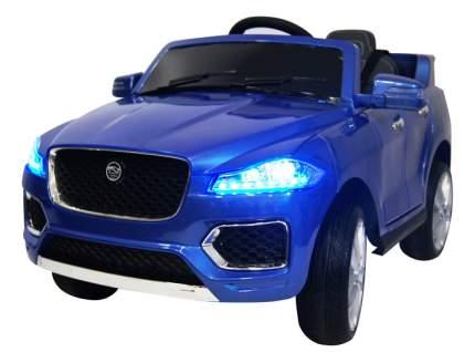 Электромобиль AGUAR синий глянец RIVERTOYS