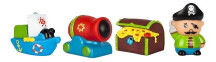Набор игрушек для купантя Остров сокровищ Пома 4шт