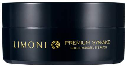Патчи для глаз Limoni Premium Syn-Ake