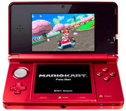 Портативная игровая консоль Nintendo 3DS XL SNES Edition