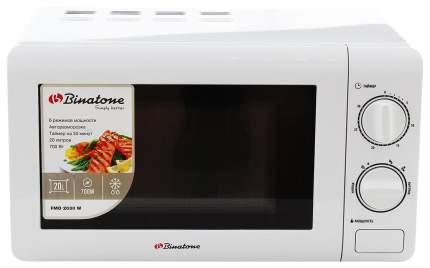 Микроволновая печь соло Binatone FMO 2030 W white