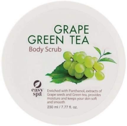 Скраб для тела Easy Spa Grape&GreenTea 230 мл
