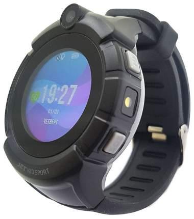 Детские смарт-часы Jet Kid Sport Black/Black