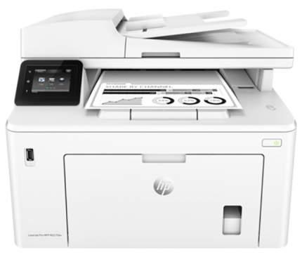 Лазерное МФУ HP LaserJet Pro M227fdw