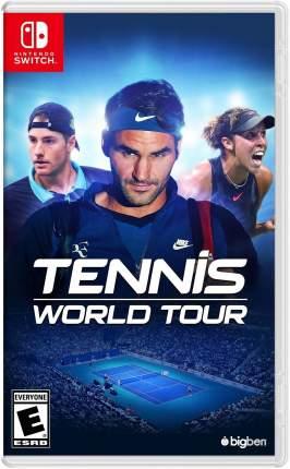 Игра для Nintendo Switch Tennis World Tour