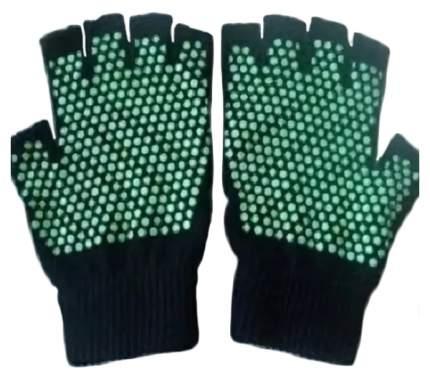 Перчатки для тяжелой атлетики и фитнеса Bradex SF 0277, зеленые/черные, One Size