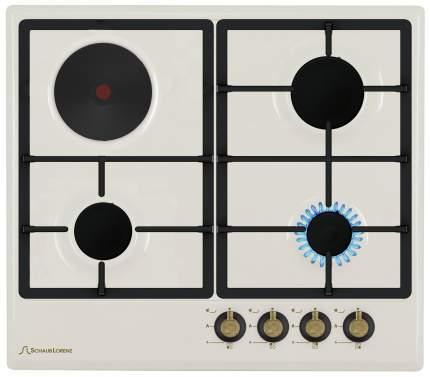 Встраиваемая варочная панель комбинированная Schaub Lorenz SLK GB6224 Beige