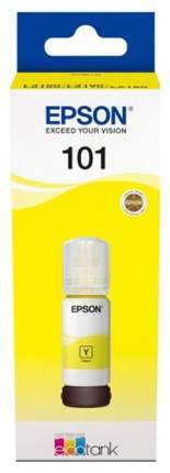 Картридж для струйного принтера Epson C13T03V44A, желтый, оригинал