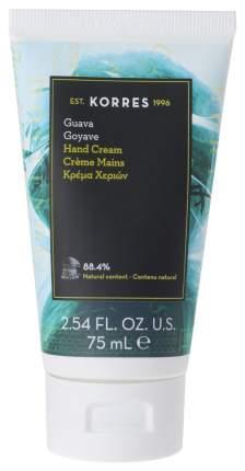 Крем для рук Korres Guava Hand Cream 75 мл