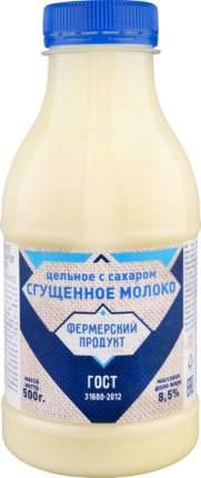 Молоко сгущенное Фили-Бейкер фермерский продукт 8.5% с сахаром 500 г