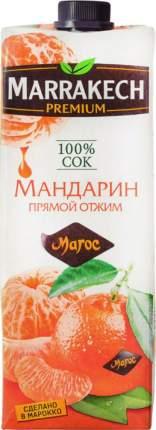 Сок мандарин Marrakech прямой отжим 1 л