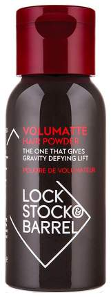 Пудра для волос Lock Stock and Barrel Volumatte Hair Powder 10 г