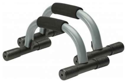Упоры для отжиманий HouseFit 6205 до 10 кг черно-серые