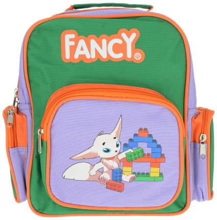 Набор из 2 рюкзаков с мягкой спинкой Action! Fancy ассорти 2 цвета Зеленый/Розовый