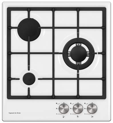 Встраиваемая варочная панель газовая Zigmund & Shtain GN 238.451 W White