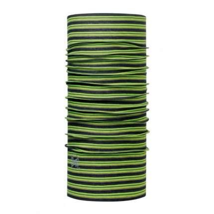 Шарф Buff Original, yellow fluor stripes, One Size