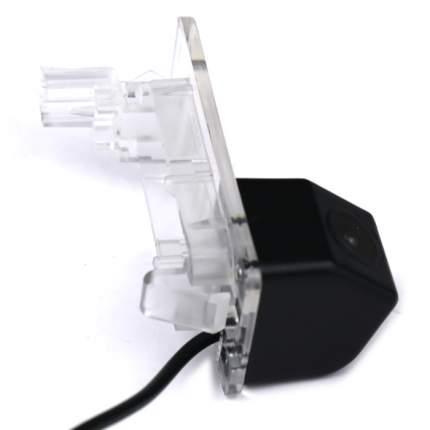 Камера заднего вида BlackMix для Renault Duster I (2010 - 2015)