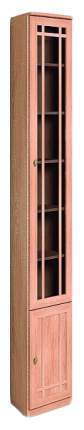 Шкаф книжный Глазов мебель Sherlock 35 GLZ_T0016165 34,5х34,3х239,5, дуб сонома