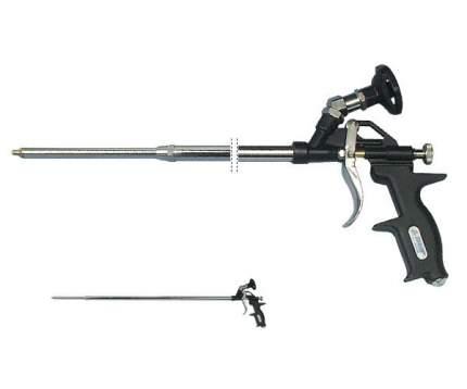 Удлиненный пистолет для монтажной пены Isoseal/PMT ML-65 для пола (Италия)