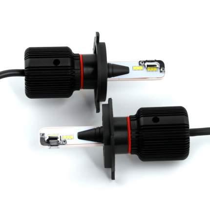 Светодиодные лампы Vizant J1 цоколь H4 Seoul-csp 4500lm 5000k (цена за 2 лампы)