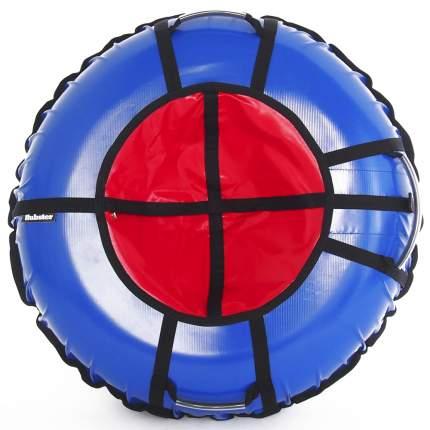 Тюбинг Hubster Ринг Pro синий-красный, 90 см