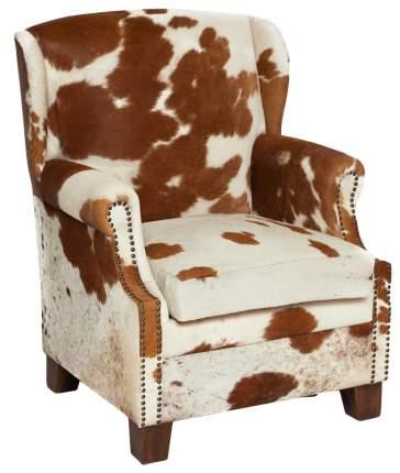 Кресло для гостиной TetChair Secret De Maison Fenix TET_10631, бежевый/коричневый