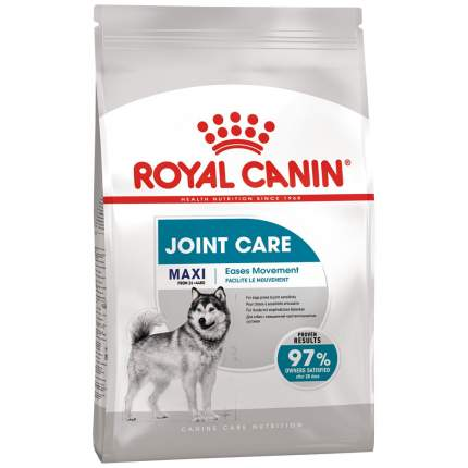 Сухой корм для собак ROYAL CANIN Maxi Joint Care, для крупных пород, 10 кг