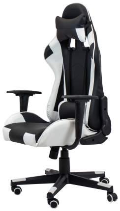 Игровое кресло Raybe K-5727, белый/черный