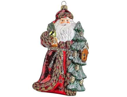 Елочная игрушка Mister Christmas 18 см 1 шт GW-10