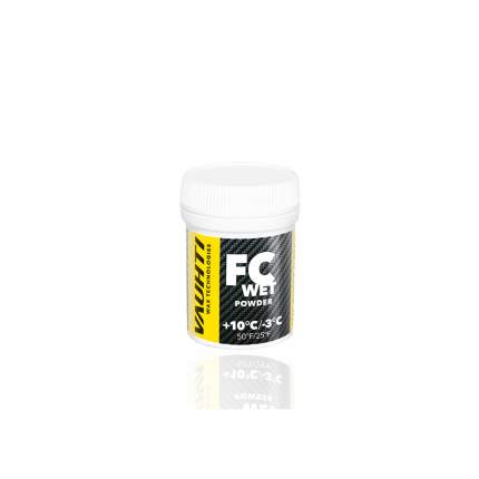 Порошок VAUHTI FC Wet +10C/-3C