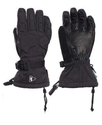 Перчатки Bask Rock Master, черные, XL