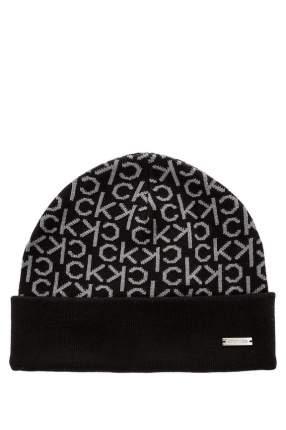 Шапка мужская Calvin Klein Jeans K50K5.5012.BDS0 черный ONE SIZE