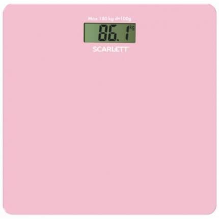Весы напольные Scarlett SC-BS33E041
