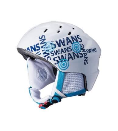 Горнолыжный шлем Swans H-41 2015 white/blue, One Size