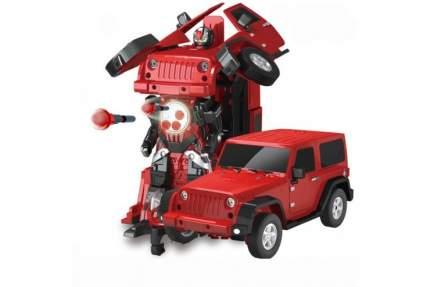 Радиоуправляемый трансформер Meizhi Jeep Rubicon масштаб 1:14 MZ-2329PF