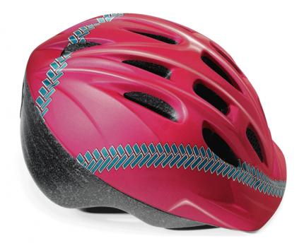Детский велосипедный шлем BMW 80912295627 Helmet Red