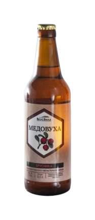 Медовуха ВкусВилл с брусникой 0.5 л