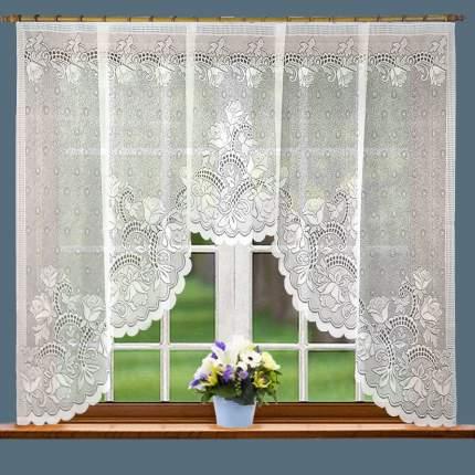 Классические шторы КаСЛ Polly Цвет: Белый