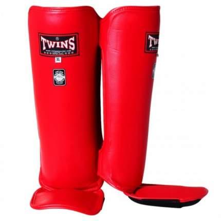 Защита голени Twins SGL2 Shin Protection красная S