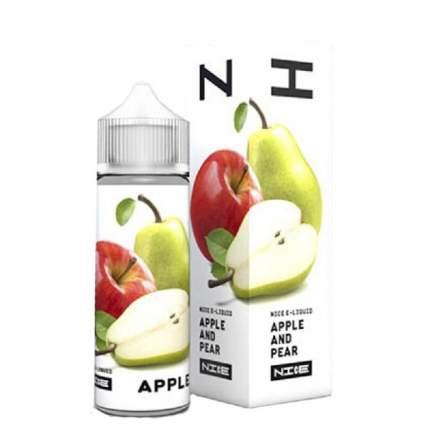 Жидкость для электронных сигарет Nice Apple and Pear 100 мл  3 мг