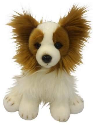 """Мягкая игрушка """"Собачка сидячая"""", коричневая, 30 см"""