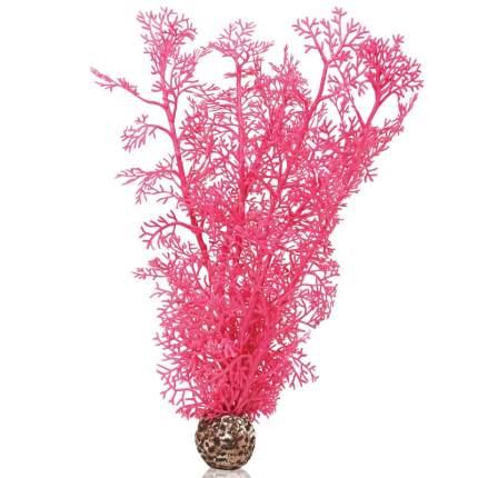 Искусственное растение для аквариума biOrb Розовый морской веер, средний, 30см