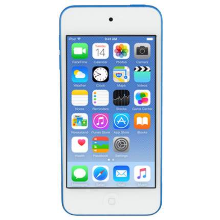 Apple iPod touch 16 ГБ голубой