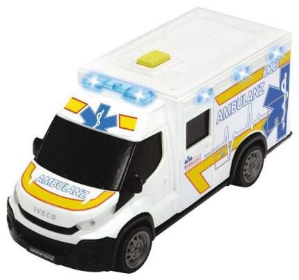 Машина скорой помощи Dickie Toys Iveco Daily 18 см