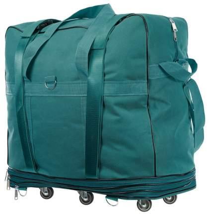 Дорожная сумка Verona Linder зеленая 100 x 53 x 29 см